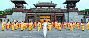 逛漢街 國際品牌中國風 看漢秀 水上芭蕾舞台劇