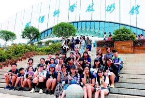 楚才領獎開眼界 訪荊州古城 遊三峽大壩 體驗楚文化