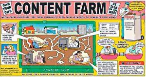 內容農場 讓你驚呆了?