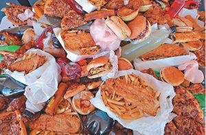 垃圾食物 讓大腦失控!