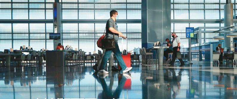 疫情顛覆世界 航空業悄掀革命