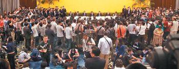 日本記者眼中的台灣媒體