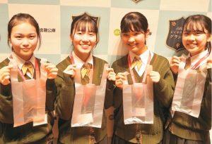 日高中生研發塑膠袋 魚不吃入肚