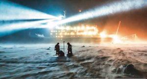 北極考察團 帶回暖化警訊