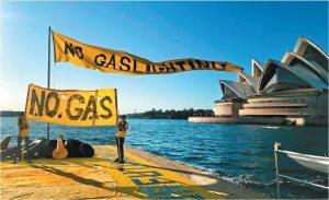 澳洲15歲學生 為氣候站出來