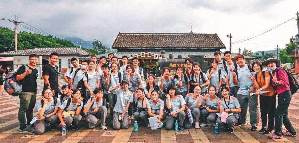 普台教育旅學 為地方找活路