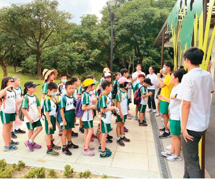 台北永春高中幸福課   服務學習當必修