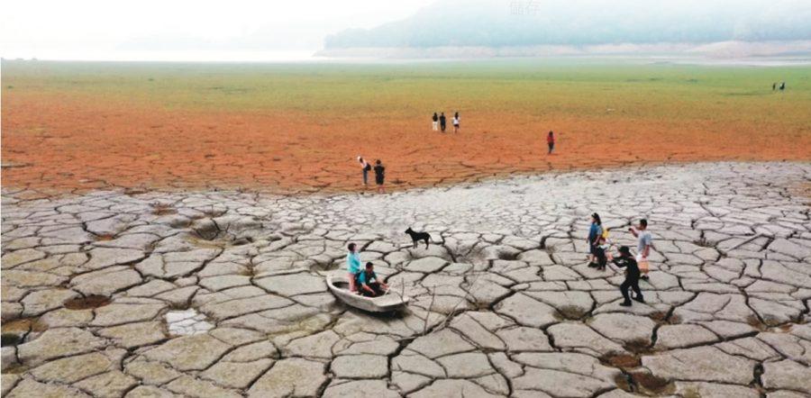 5年內 地球恐增溫1.5度
